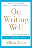 On Writing Well, 30th Anniversary Edition book summary, reviews and download