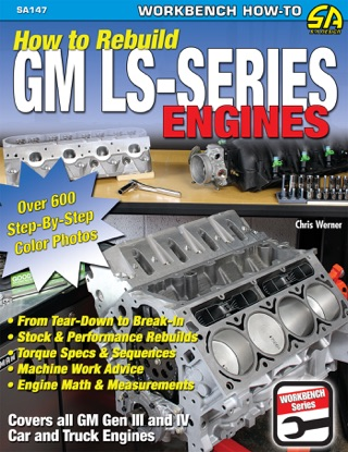 How to Rebuild GM LS-Series Engines by Perseus Books, LLC book summary, reviews and downlod