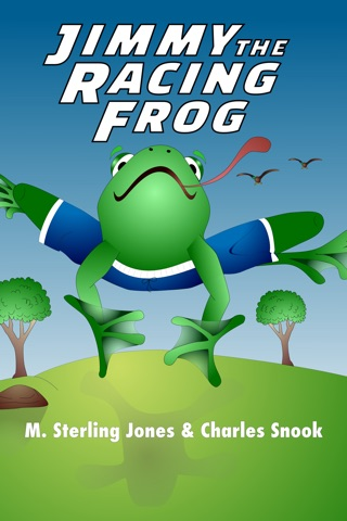 Jimmy the Racing Frog by Matthew Jones book summary, reviews and downlod