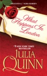 What Happens in London book summary, reviews and downlod