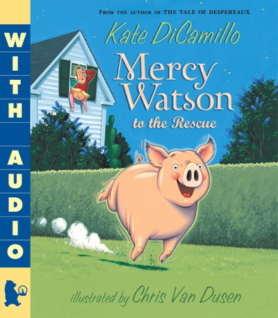 Mercy Watson to the Rescue by Kate DiCamillo & Chris Van Dusen Book Summary, Reviews and E-Book Download
