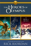 Heroes of Olympus: Books I-III book summary, reviews and download
