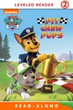Pit Crew Pups book summary, reviews and downlod