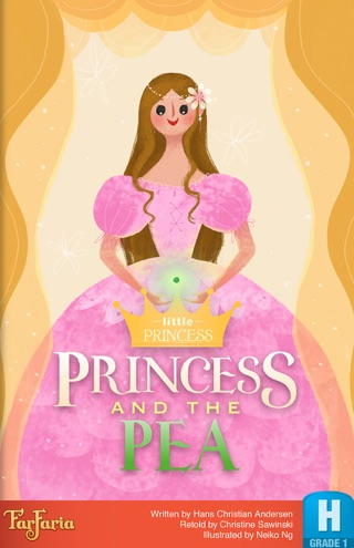 Princess and the Pea by Hans Christian Andersen & Christine Sawinski E-Book Download