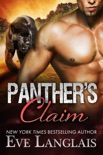 Panther's Claim book summary, reviews and downlod