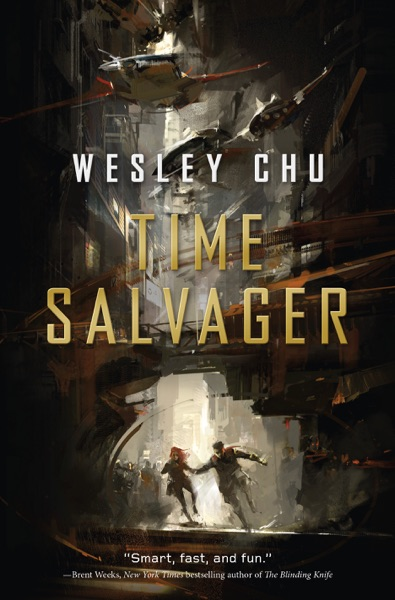 Time Salvager by Wesley Chu Book Summary, Reviews and E-Book Download