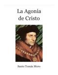 La Agonía de Cristo reseñas de libros