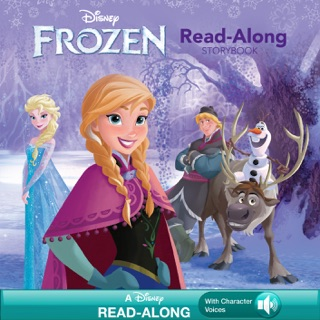 Frozen Read-Along Storybook by Disney Electronic Content, Inc. book summary, reviews and downlod