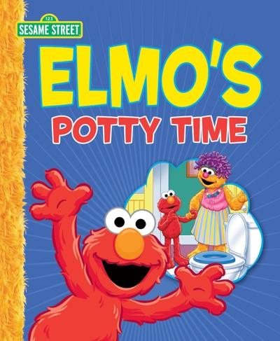 Elmo's Potty Time (Sesame Street) by Caleb Burroughs & Tom Brannon Book Summary, Reviews and E-Book Download