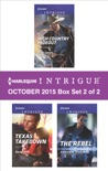 Harlequin Intrigue October 2015 - Box Set 2 of 2 book summary, reviews and downlod