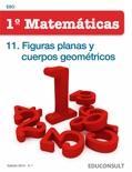 """Matemáticas 1º ESO. 11. Figuras planas y cuerpos geométricos"""" descarga de libros electrónicos"""
