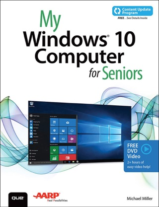 My Windows 10 Computer for Seniors by Michael Miller E-Book Download