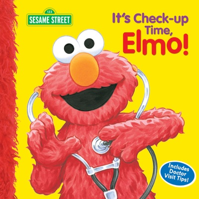 It's Check-up Time, Elmo! (Sesame Street) by Sarah Albee & Tom Brannon Book Summary, Reviews and E-Book Download
