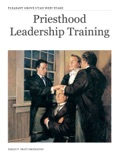 Priesthood Quorum Leadership Training book summary, reviews and downlod