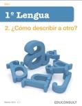Lengua 1.ESO ¿Cómo describir a otro? descarga de libros electrónicos