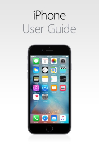 iPhone User Guide for iOS 9.3 by Apple Inc. E-Book Download