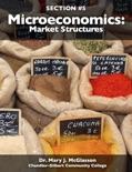 Microeconomics: Market Structures text book summary, reviews and download