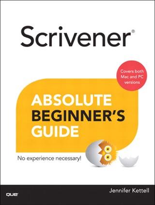 Scrivener Absolute Beginner's Guide by Jennifer Ackerman Kettell E-Book Download