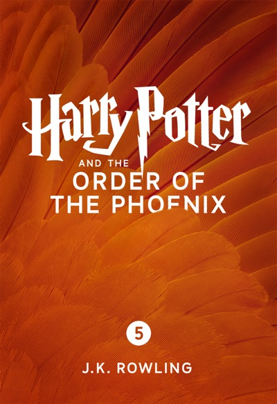 Harry Potter and the Order of the Phoenix (Enhanced Edition) by J.K. Rowling Book Summary, Reviews and E-Book Download