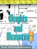 Weights and Measures Study Guide book image