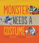 Monster Needs a Costume book summary, reviews and download