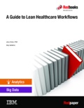 A Guide to Lean Healthcare Workflows book summary, reviews and download