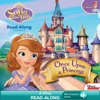 Sofia the First Read-Along Storybook: Once Upon a Princess book image