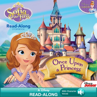 Sofia the First Read-Along Storybook: Once Upon a Princess by Disney Books Book Summary, Reviews and E-Book Download