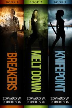 The Breakers Series: Books 1-3 E-Book Download