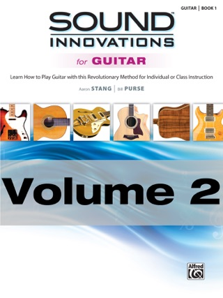 Sound Innovations for Guitar, Book 1 (Volume 2) textbook download