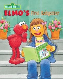 Elmo's First Babysitter (Sesame Street) E-Book Download
