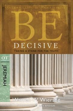 Be Decisive (Jeremiah) E-Book Download