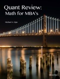 Quant Review: Math for MBA's e-book