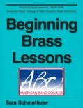 Beginning Brass Lessons book summary, reviews and download
