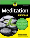 Meditation For Dummies book summary, reviews and download