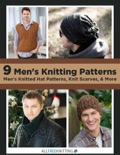 9 Men's Knitting Patterns book summary, reviews and download