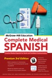 McGraw-Hill Education Complete Medical Spanish e-book