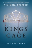 King's Cage book summary, reviews and downlod