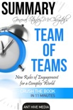 General Stanley McChrystal's Team of Teams: New Rules of Engagement for a Complex World Summary book summary, reviews and downlod