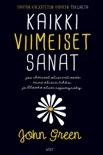 Kaikki viimeiset sanat book summary, reviews and downlod