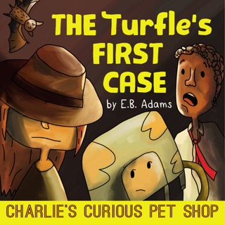 The Turfle's First Case by Eugene Adams book summary, reviews and downlod