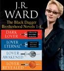 J.R. Ward The Black Dagger Brotherhood Novels 1-4 book summary, reviews and downlod