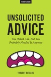 Unsolicited Advice book summary, reviews and downlod