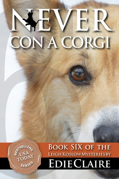 Never Con a Corgi by Edie Claire Book Summary, Reviews and E-Book Download
