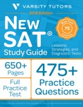 New SAT Prep Study Guide book summary, reviews and download