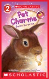 Scholastic Reader, Level 2: Pet Charms #2: Bunny Surprise book summary, reviews and download