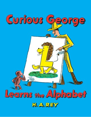 Curious George Learns the Alphabet (Read-aloud) by Houghton Mifflin Harcourt Publishing Company book summary, reviews and downlod