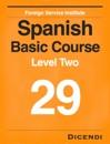 FSI Spanish Basic Course 29