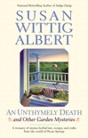 AN Unthymely Death book summary, reviews and downlod