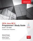OCA Java SE 8 Programmer I Study Guide (Exam 1Z0-808) book summary, reviews and download